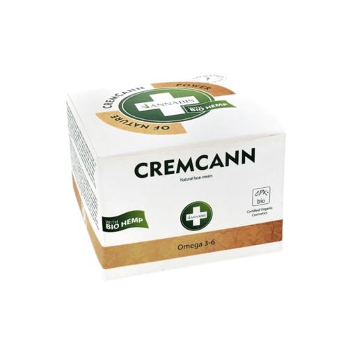 Cremcann - Crema Viso, Collo e Petto.