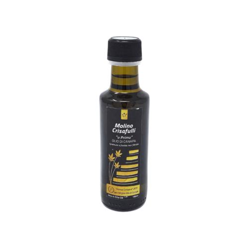 Olio di Canapa - Molino Crisafulli
